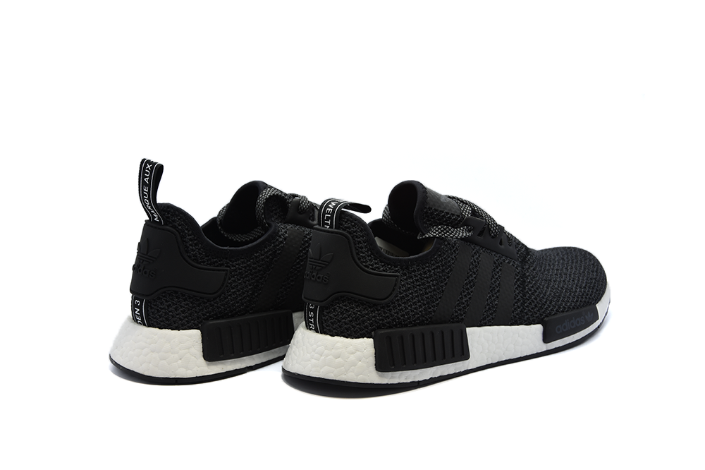 adidas NMD R1 Core Black Champs Exclusive