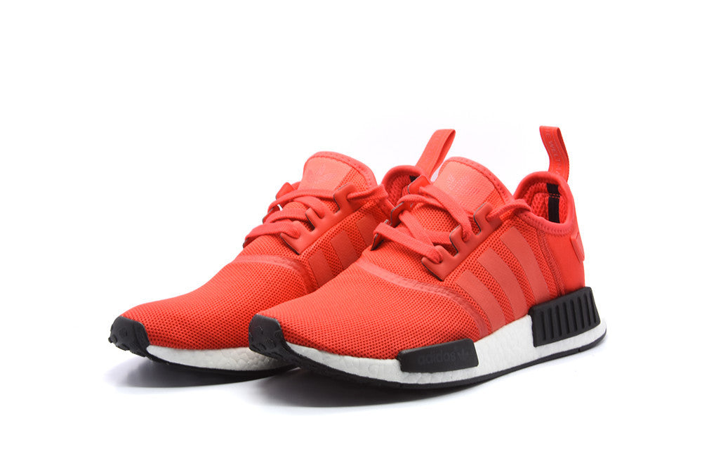 "Adidas NMD R1 ""Clear Red"" BB1970"