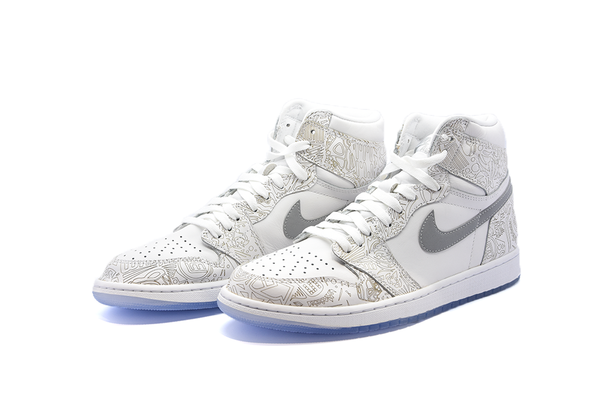 "Air Jordan 1 Retro High OG Laser ""30th Anniversary"""