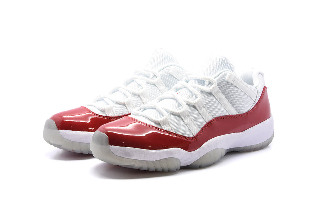 "Air Jordan 11 Low BG ""Cherry"" GS"