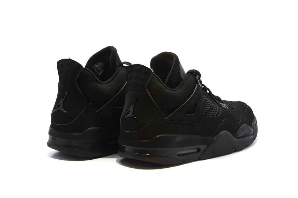"Air Jordan 4 Retro ""Black Cat"" 308497 002"