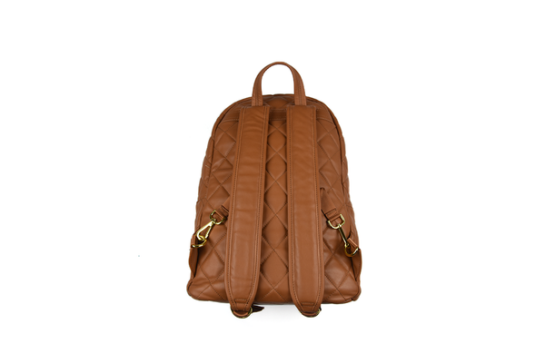 ARE | EM Luxury Genuine Quilted Leather Backpack