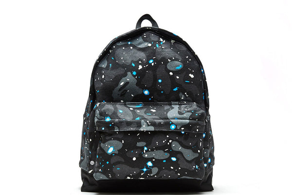 A Bathing Ape Space Camo Day Pack