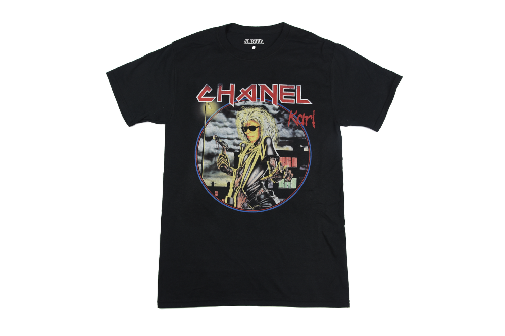 Bleach Iron Lager Tee
