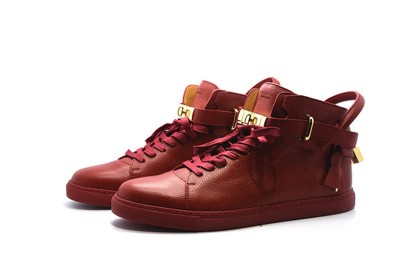 Buscemi 100mm Guts Red
