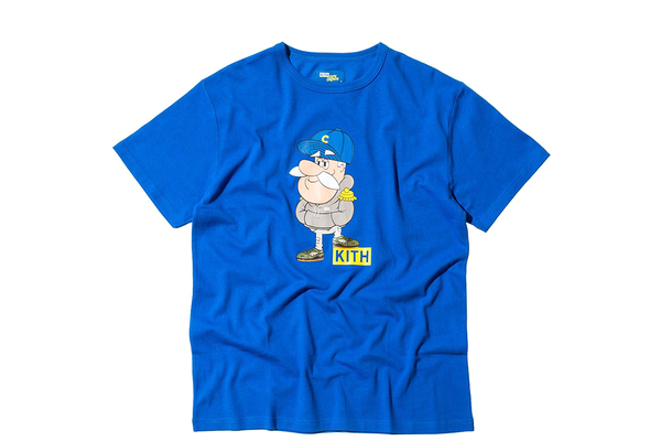 Cap'n Kith Tee Royal