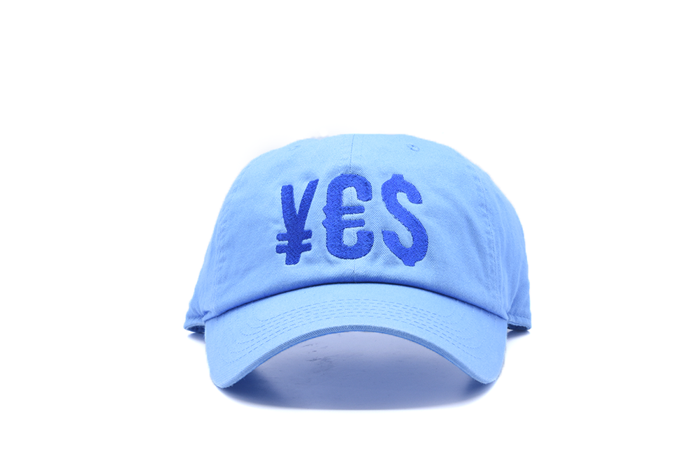 Currency Threads Yes Dad Hat