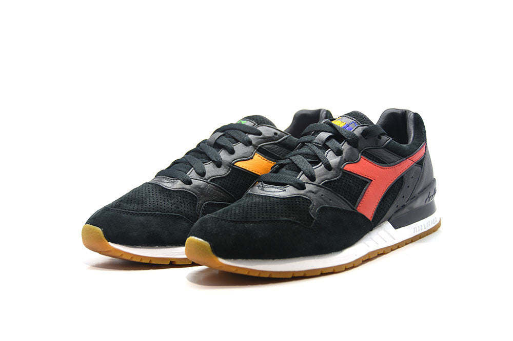 "Diadora x Packer Shoes Intrepid ""From Seoul to Rio"""