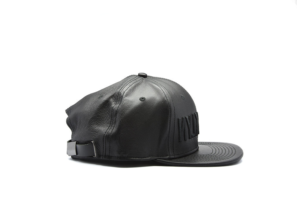 Mighty Healthy x KITH NYLKOORB Leather Strapback