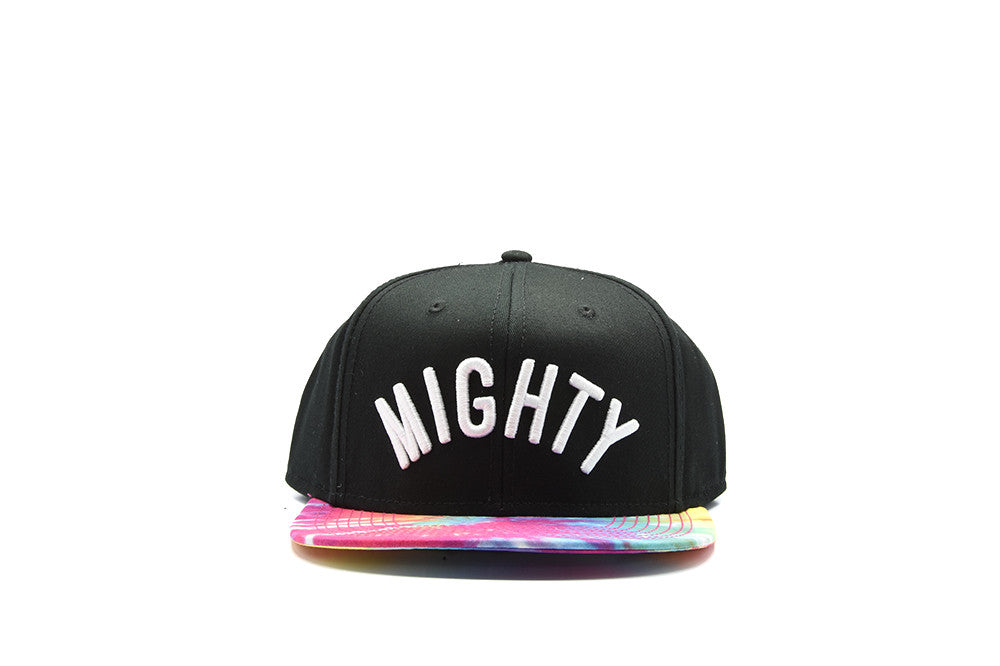 Mighty Healthy Tie-Dye Snapback