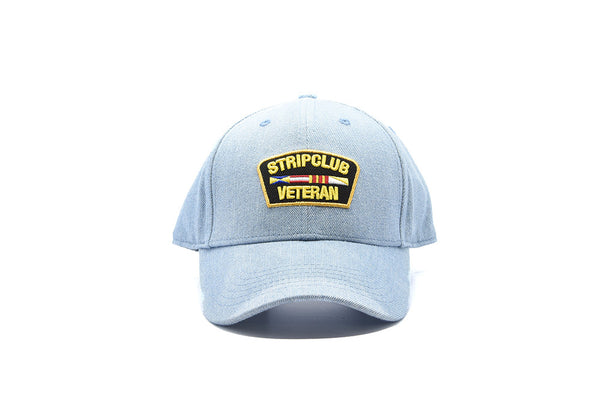 Strip Club Veteran Dad Hat