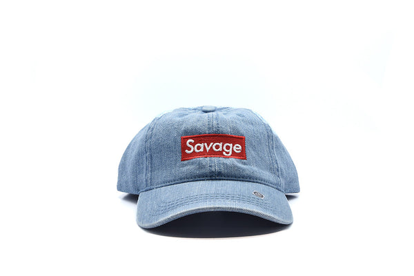 Alias Savage Box Logo Dad Hat