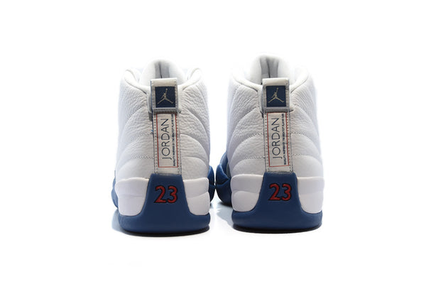 "Air Jordan 12 Retro BG ""French Blue"" GS"