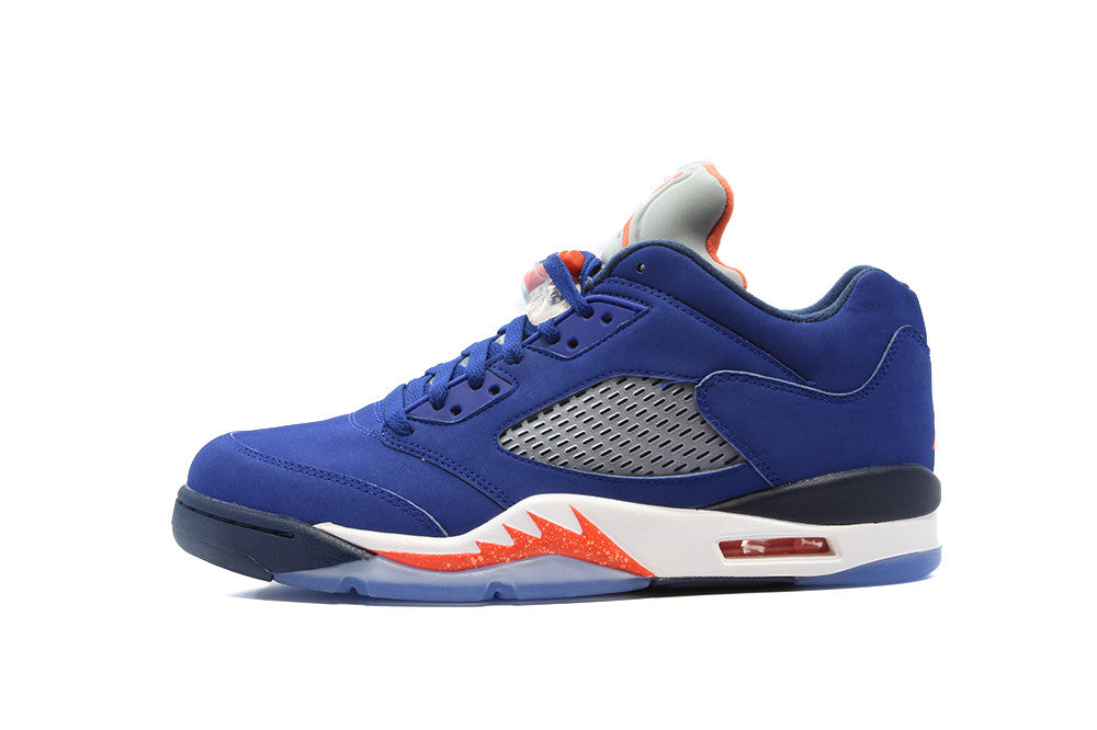 "Air Jordan 5 Low ""Knicks"""