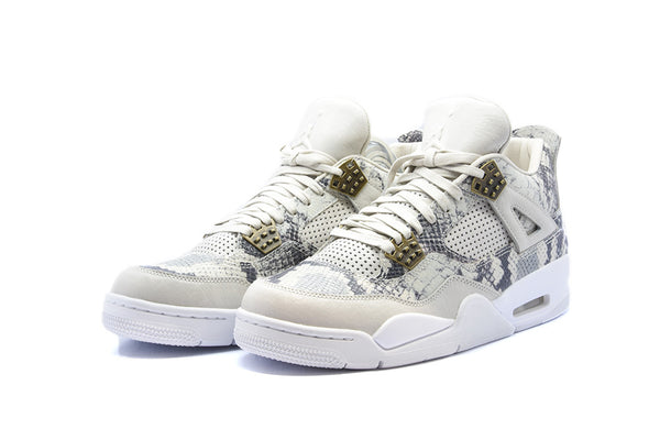 "Air Jordan 4 Retro Pinnacle ""Snakeskin"""