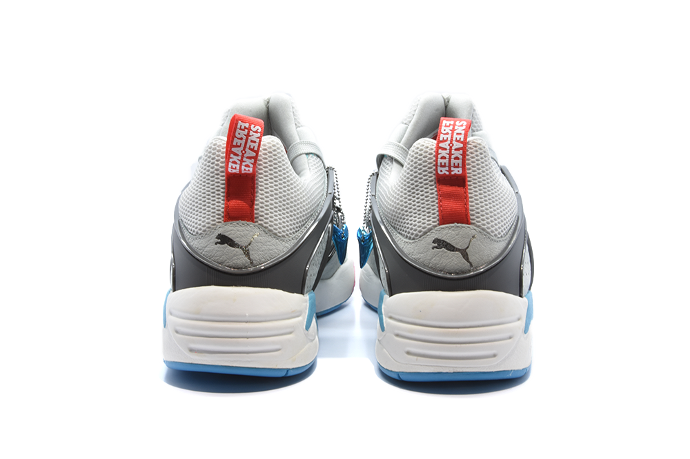 "Puma x Sneaker Freaker Blaze of Glory ""Great White"""