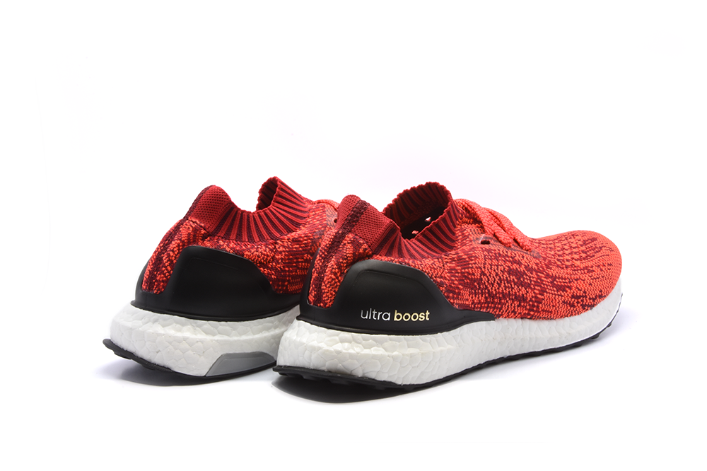 "Adidas Ultra Boost Uncaged ""Solar Red"""