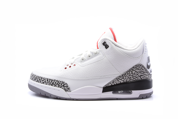 "Air Jordan 3 '88 ""White Cement"""