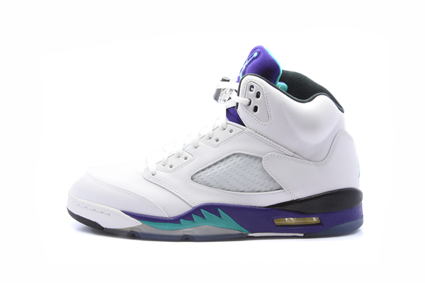 "Air Jordan 5 Retro ""Grape"" (2013)"