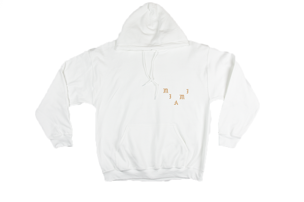 "Kanye West ""Woke Up And Felt The Vibe"" Hoodie"