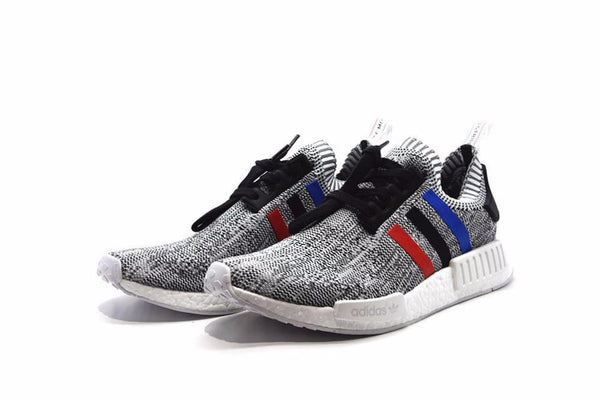 "Adidas NMD R1 PK Tri Color ""White"""
