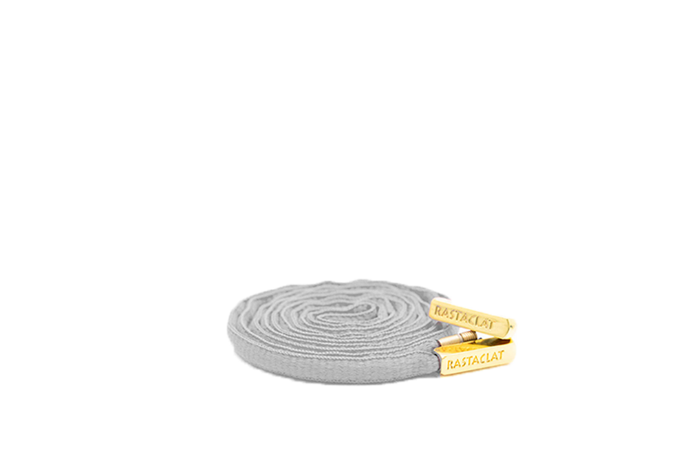 "Rastaclat ""Pious Gull"" Oval Shoelaces"