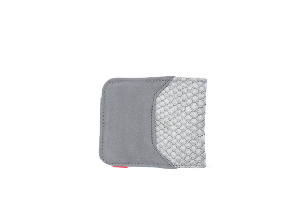 Sprayground Grey Retro Future Wallet