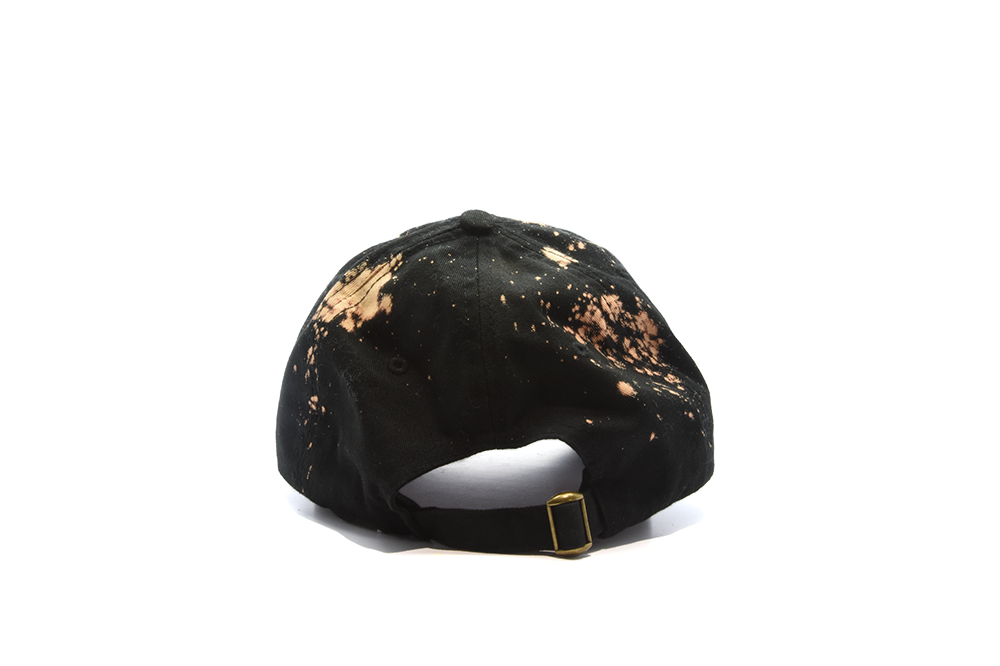 The High Rise Beavis N Butthead Bleached Dad Hat