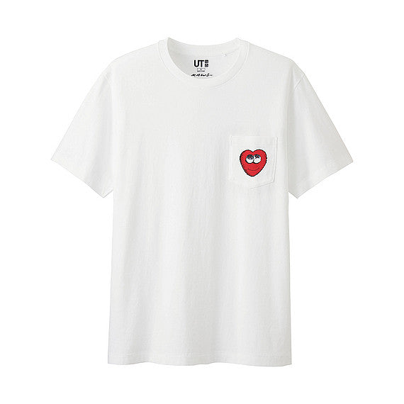 uniqlo-x-kaws-graphic-pocket-tee-heart