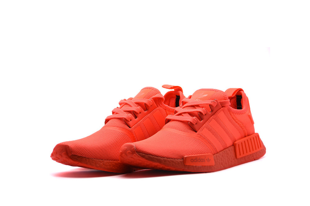 "Adidas NMD R1 ""Triple Solar Red"""