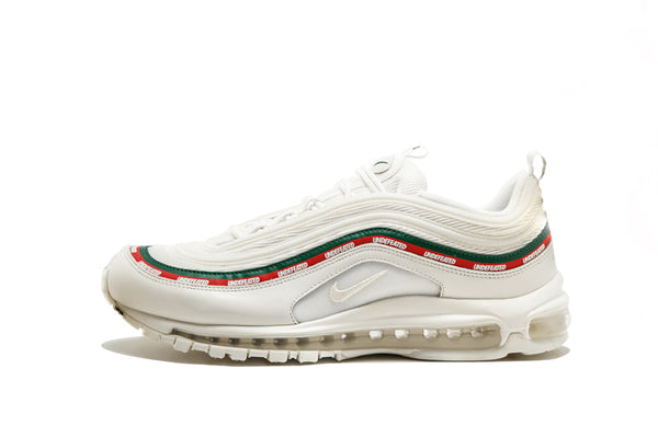 "Air Max 97 x Undefeated ""White"""