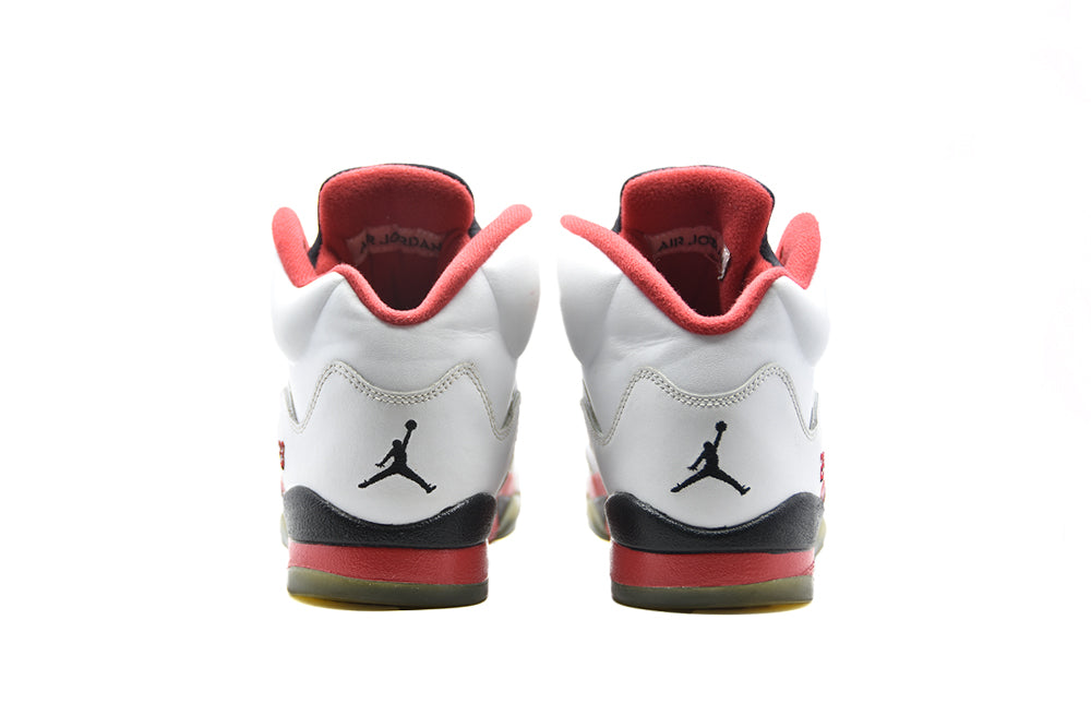 "Air Jordan 5 Retro ""Fire Red"" (GS)"