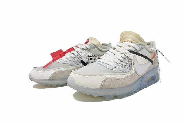 Off-White x The Ten: Nike Air Max 90