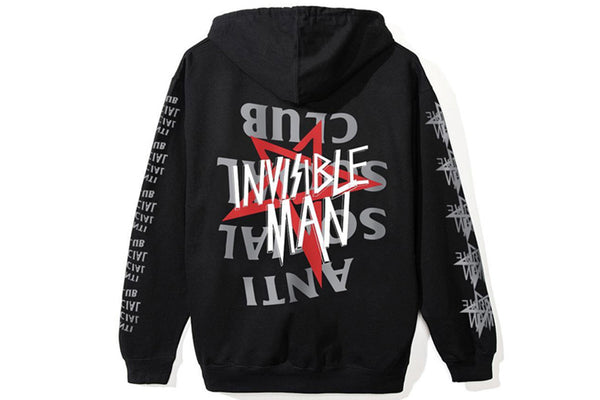 Anti Social Social Club x Invisible Man Hooded Sweatshirt