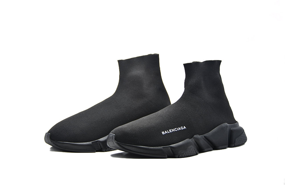 "Balenciaga Speed Trainer ""Triple Black"""