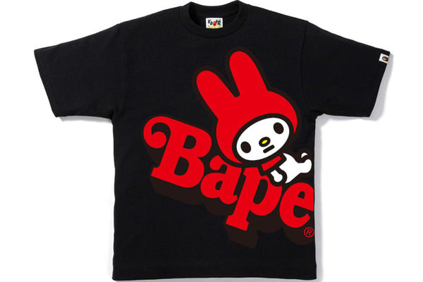 A Bathing Ape Baby Milo x My Melody Tee