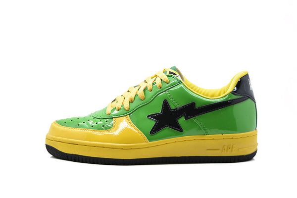 "A Bathing Ape Bape Sta Foot Soldier ""Jamaica"""