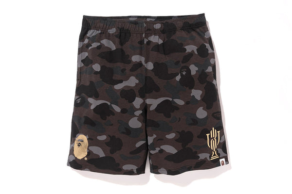 Bape x Trophy Room Camo Shorts