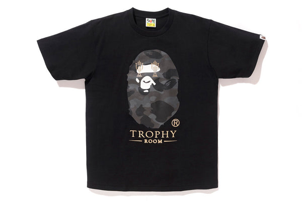 Bape x Trophy Room Ape Head Tee