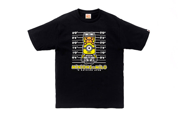 A Bathing Ape x Minions