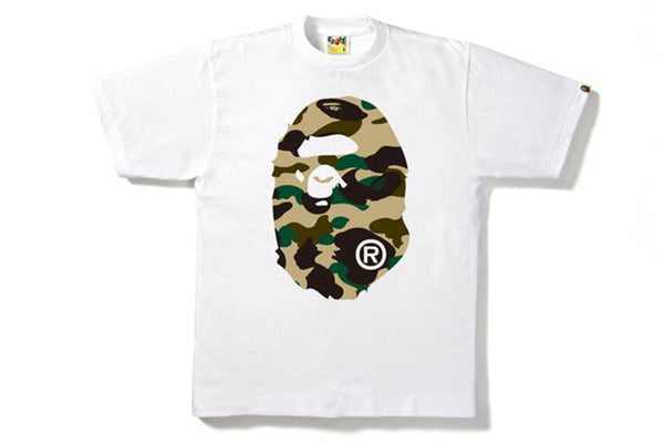 A Bathing Ape 1st Big Ape Head Tee