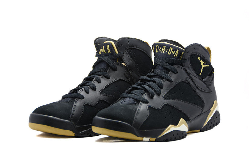 "Air Jordan 7 Retro ""Golden Moments Pack"""