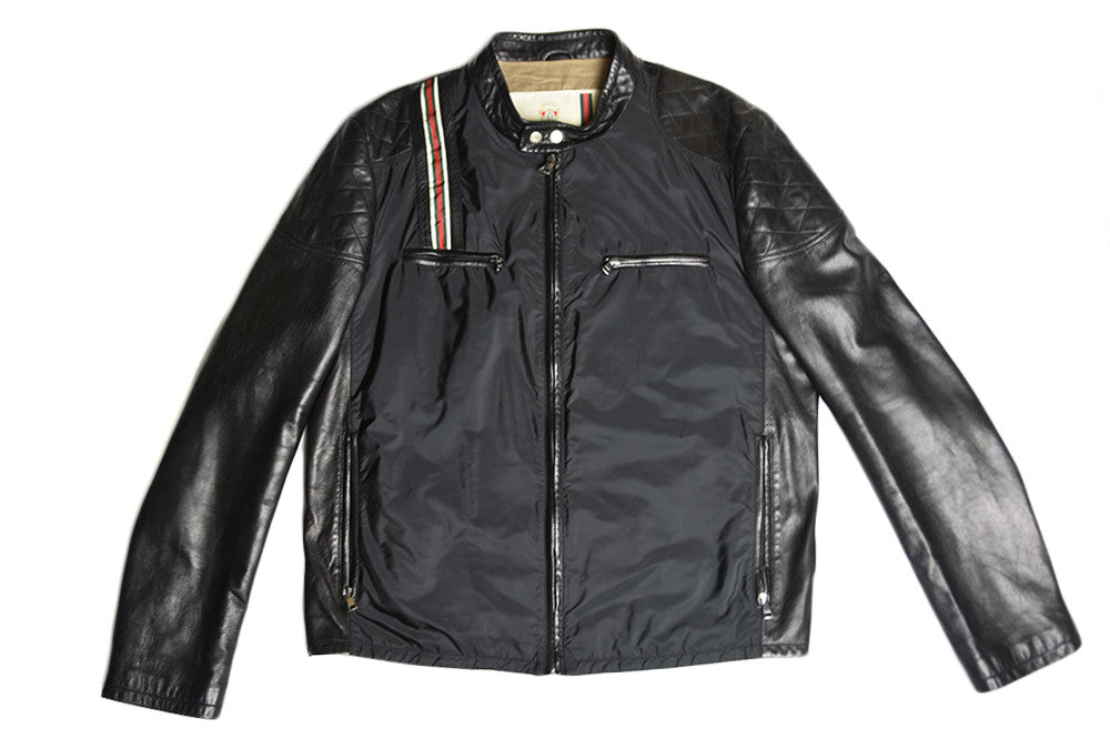 Gucci Vintage Motorcycle Jacket