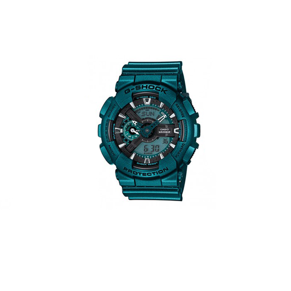 "G-Shock ""Green Metallic"""