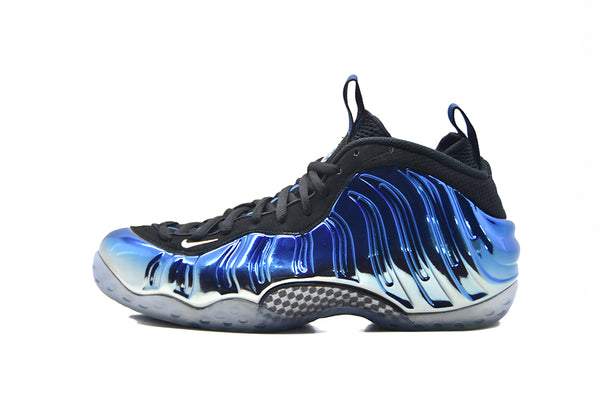 "Air Foamposite One Premium ""Blue Mirror"""