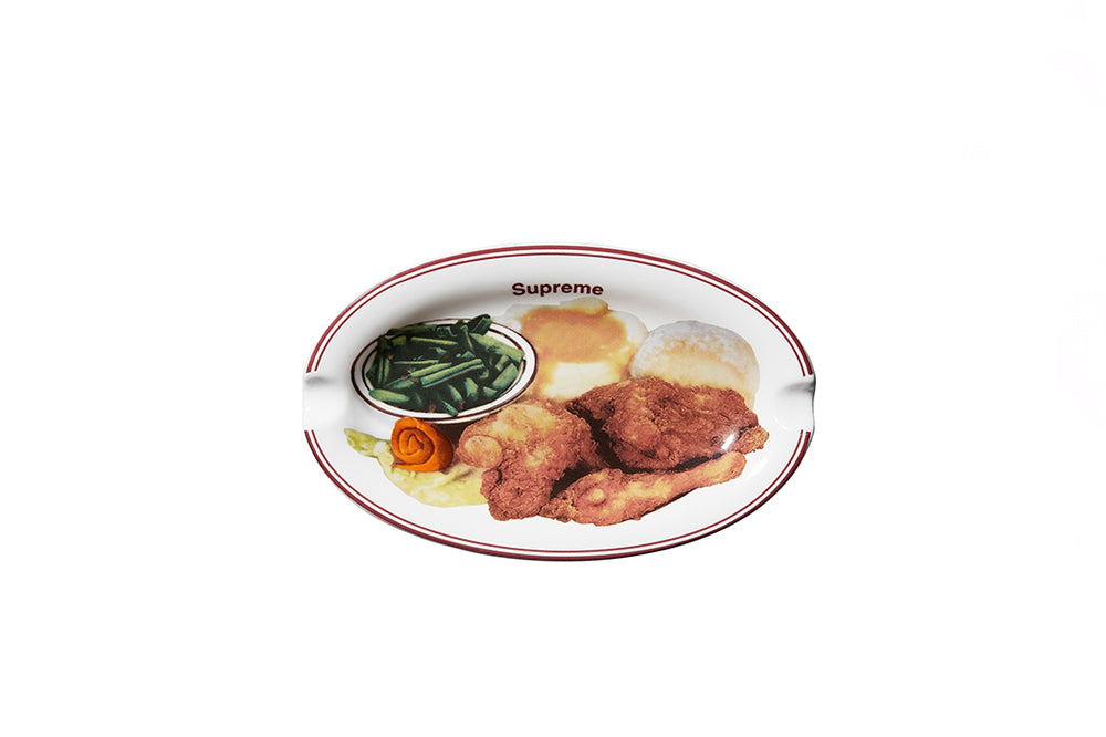 Supreme Chicken Dinner Ashtray