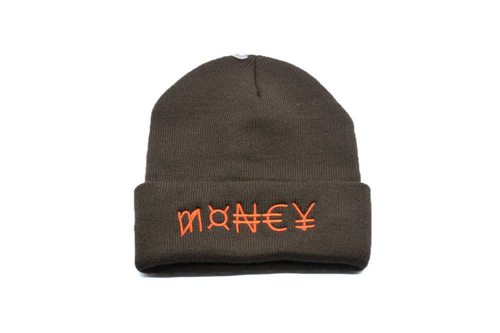 "Currency Threads ""Money"" Beanie"