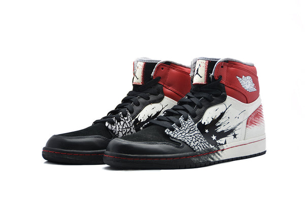 "Air Jordan 1 Dave White ""Wings For The Future"""