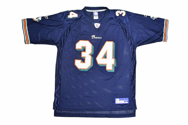 Miami Dolphins Rick Williams Alternate Jersey