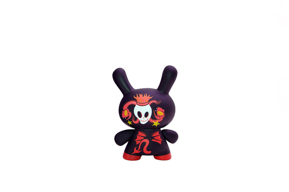 "Kid Robot x Brant Peters ""El Diablo"" Dunny 2009 Series 3"" 1/100"